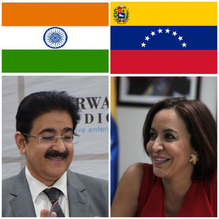 ICMEI Congratulated on National Day of Venezuela