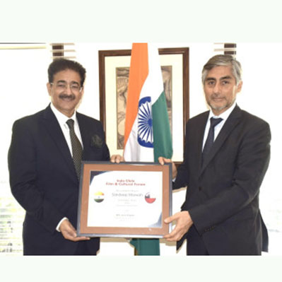 Sandeep Marwah Chair For Indo Chile Culture Forum