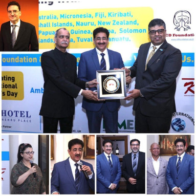 ICMEI will Promote India's Relation with Oceanic Countries