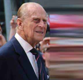 Indo Wales Creative Forum Expressed on the Demise of Prince Phillip