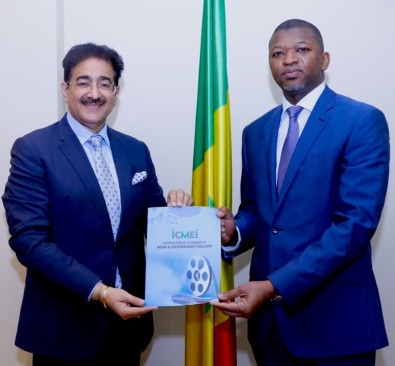 Indo Senegal Cultural Forum Celebrated National Day of Senegal
