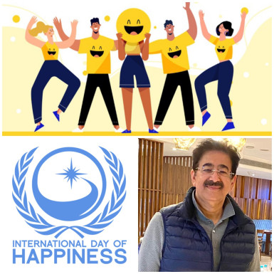International Day of Happiness Celebrated at ICMEI