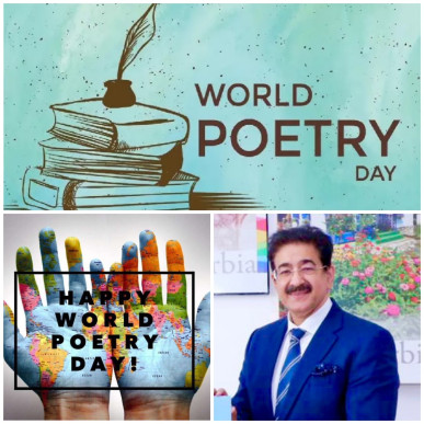Writers Association of India Celebrated World Poetry Day