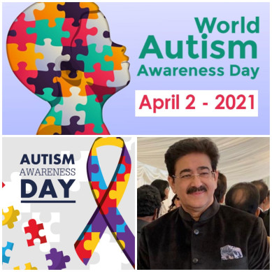 World Autism Awareness Day Observed at AAFT