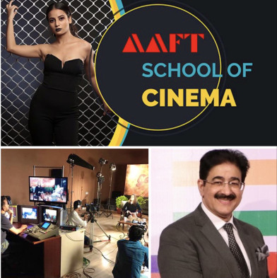 AAFT Acting Course is A Real Matured One- Sandeep Marwah