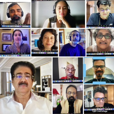 Sandeep Marwah will Support Indo Colombian Cultural Association