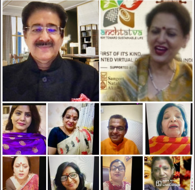 Cultural Events Bring Enthusiasm in Society- Sandeep Marwah