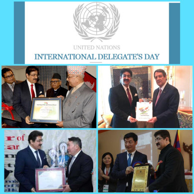 International Delegate's Day Celebrated at ICMEI