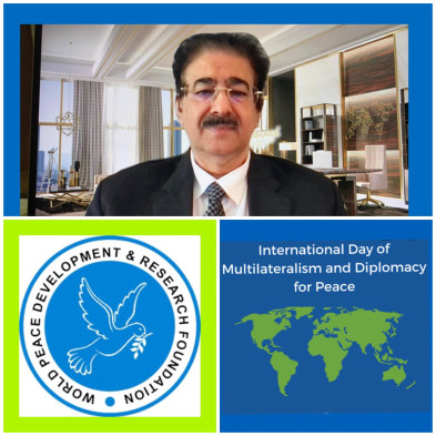 International Day of Multilateralism and Diplomacy Observed by World Peace Foundation