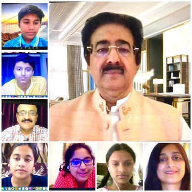 Letter to Mother Campaign Launched by Sandeep Marwah