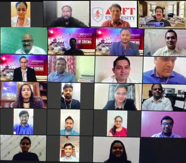 MSTV Will Soon Operate from AAFT University Raipur