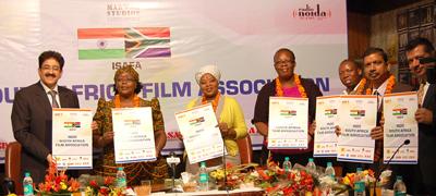 Indo South African Film Association Enters 7th Global Film Festival Noida