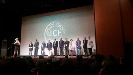 Jameson Cine Fest- 11th Miskolc International Film Festival Opened