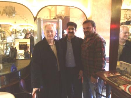 Sandeep Marwah Invited by Budapest Film Academy