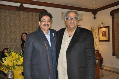 Boney Kapoor On The Board of ICMEI