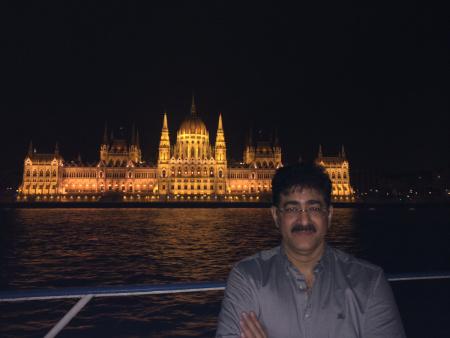 Sandeep Marwah on Jury at Miskolc Hungarian Film Festival