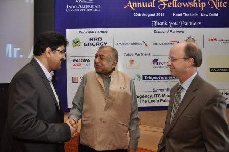 IACC Celebrated Annual Fellowship Nite