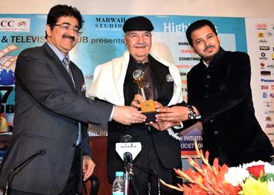 Prem Chopra Impressed Young Film Makers at AAFT