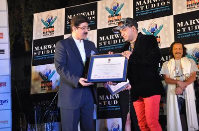 Tiku Hans Appreciated at 7th Global Film Festival