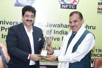Chandrapal Yadav Honored at 7th International Conference on Cooperatives