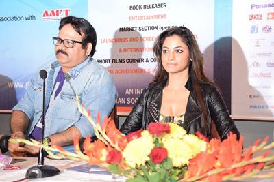 Writing Workshop by Neeraj Pathak at 7th GFFN