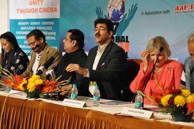 Seminar on Impact of Cinema on Society at 7th GFFN