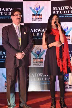 Grand Gala Evening by Shibani Kashyap at 7th GFFN