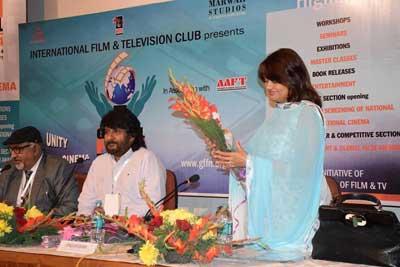 Master Class By Vivek Agnihotri at 7th Global Film Festival
