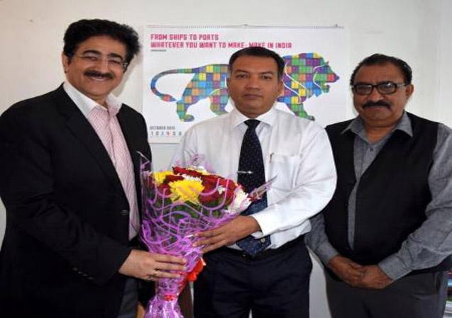 ICMEI Visits Embassy of Sri Lanka