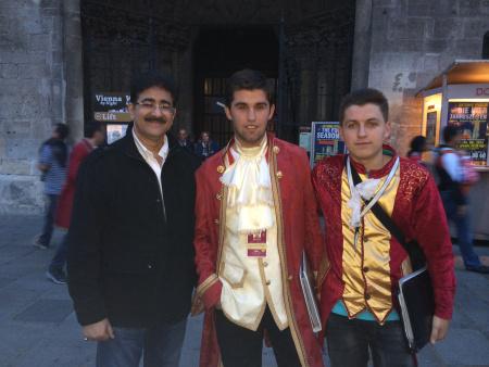 NFTC Will Prepare Report on Tourism in Austria- Sandeep Marwah