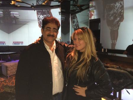 American Pop Singer Linday Kirlay on the Board of AAFT