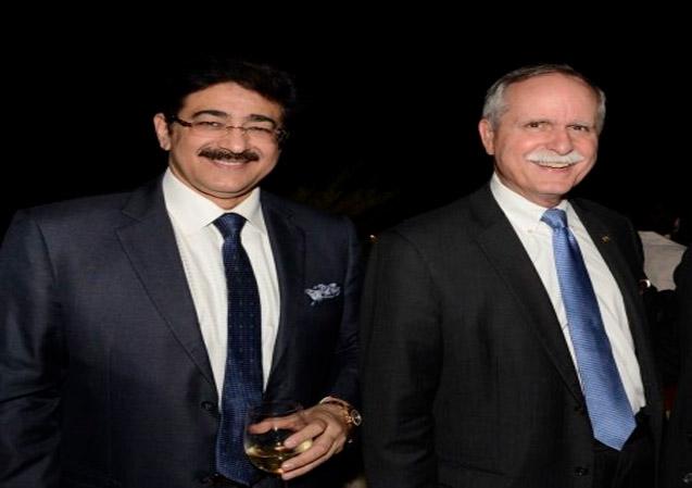 American Delegation at New Delhi