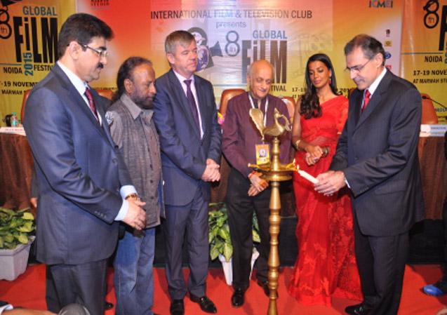Inauguration of 8th Global Film Festival Noida 2015