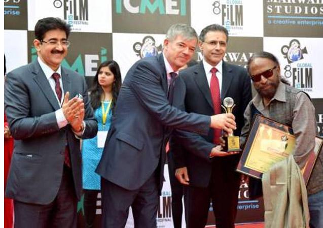 Ketan Mehta Honored at 8th GFFN