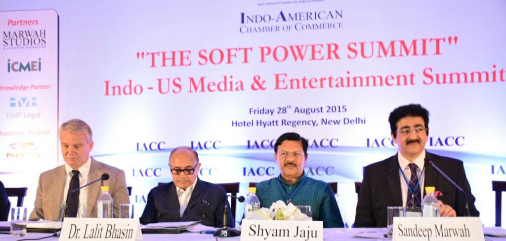 ICMEI International Media And Entertainment Summit Inaugurated