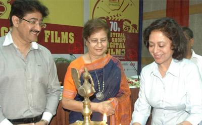 Lovlin as Amrita Pritam Stole The Show—Sandeep Marwah