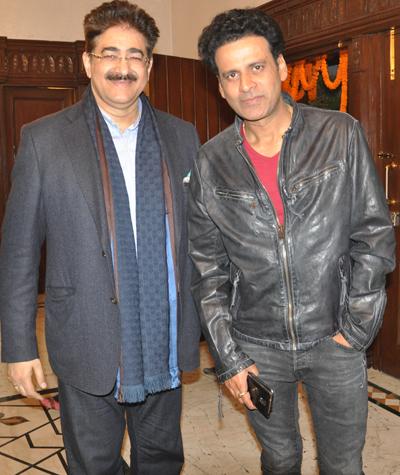 Manoj Bajpai Well Appreciated For Feature Film Tever