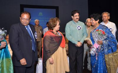 Silver Jubilee Celebrated at Ramjas School