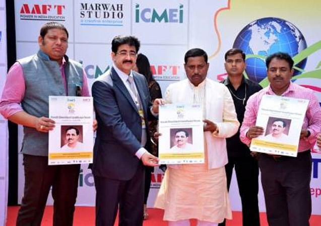 Deendayal Upadhyaya Forum Launched at Global Literary Festival