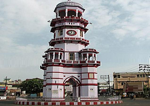 Visit to Jabalpur