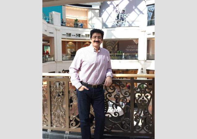 Sandeep Marwah Founder of ICFF