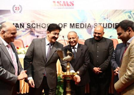 Convocation of Asian School of Media Studies at Marwah Studios