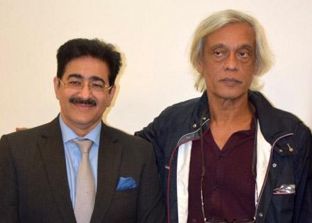 Sandeep Marwah Special Guest at 5th Delhi International Film Festival