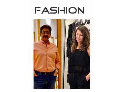 London Is The Fashion Capitol- Sandeep Marwah