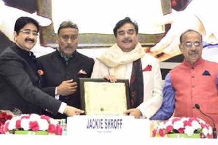 Hindi Cinema Samman Committee Honored Shatrughan Sinha