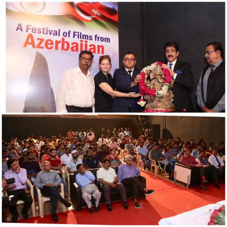 Festival of Films from Azerbaijan at AAFT