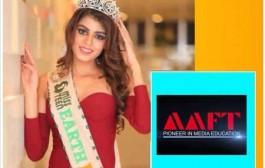 Bhavna Jain Represented India in Ecuador at Miss Teen Earth
