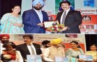 Sandeep Marwah Released The Book Written by Gagandeep Kaur