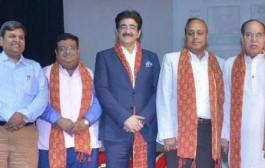 Sandeep Marwah Speaker at Investors Club