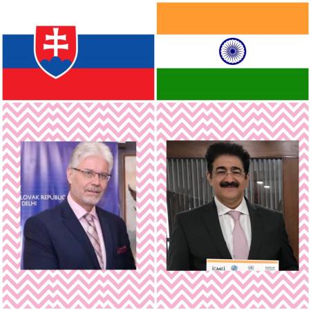 ICMEI Celebrated Slovakian Independence Day